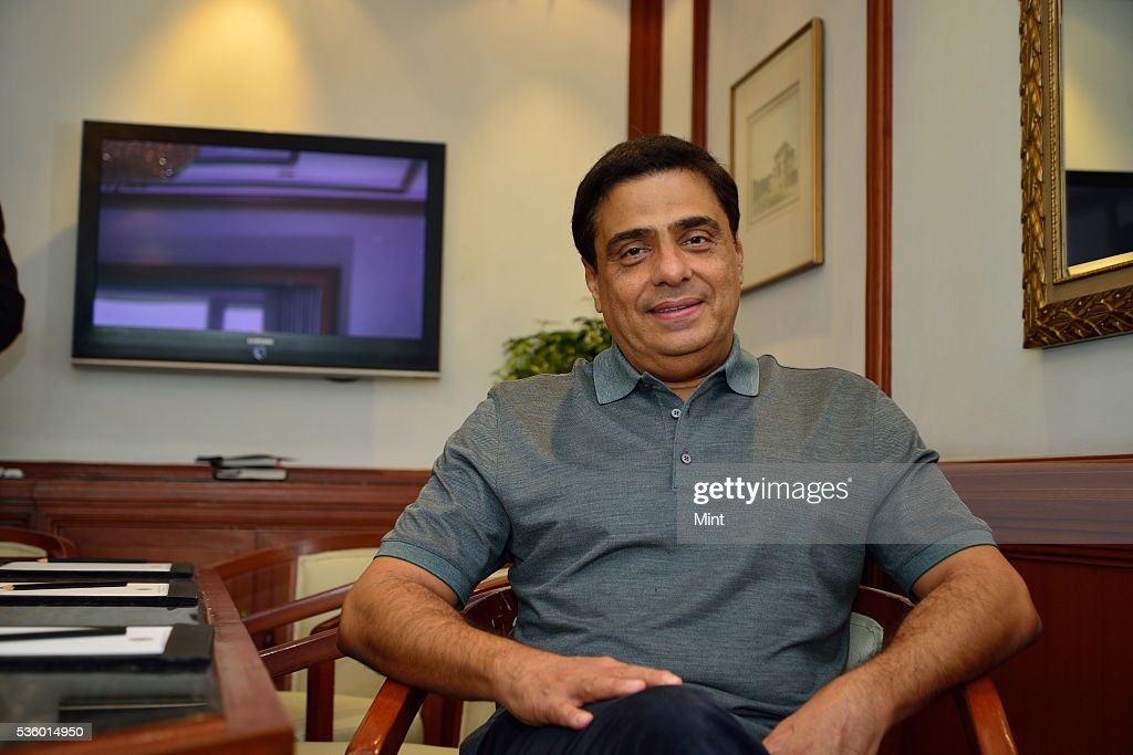 Swades Foundation founder and trustee Ronnie Screwvala photographed on December 3, 2015 in New Delhi, India.