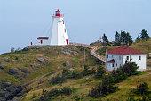 Swallow Tail Light House Grand Manan New Brunswick