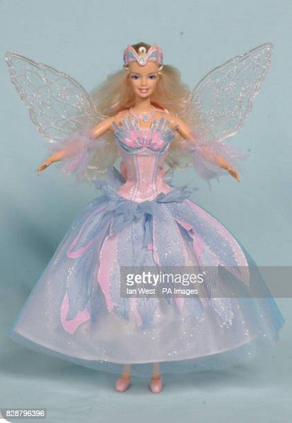 'Swan Lake' Barbie one of the top 10 toys children are expected to want for Christmas on show at Dream Toys 2003 An oldtime favourite Barbie will do...