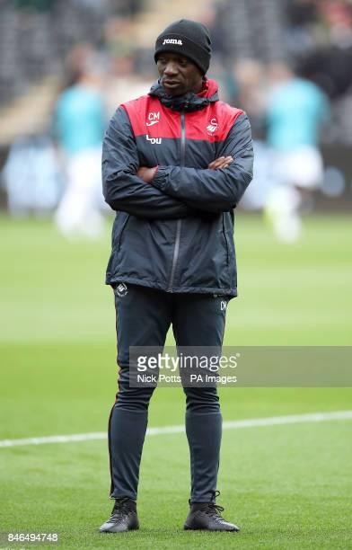 Swansea Assistant Coach Claude Makelele