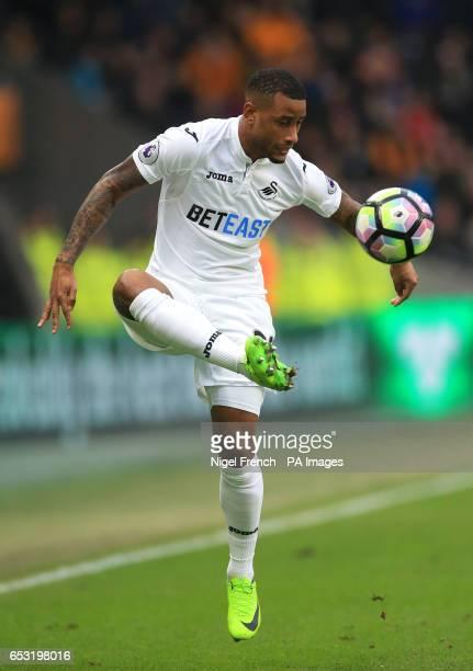 Swansea City's Luciano Narsingh