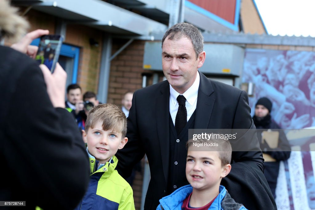 Burnley v Swansea City - Premier League