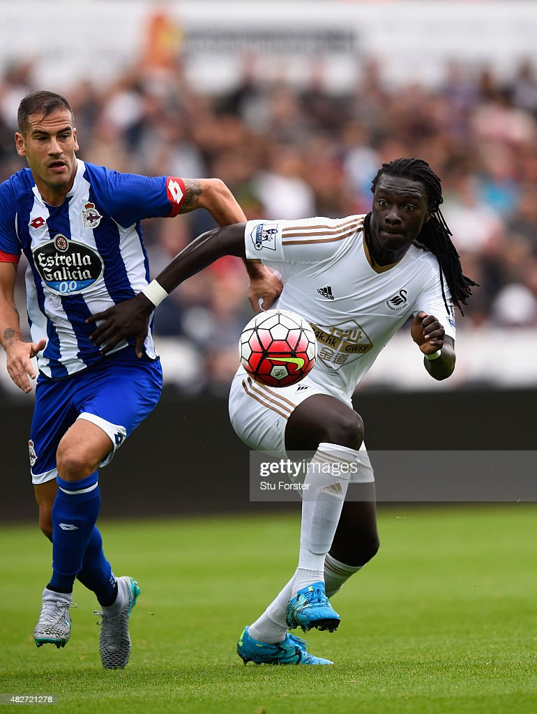 Swansea City v Deportivo La Coruna - Pre Season Friendly