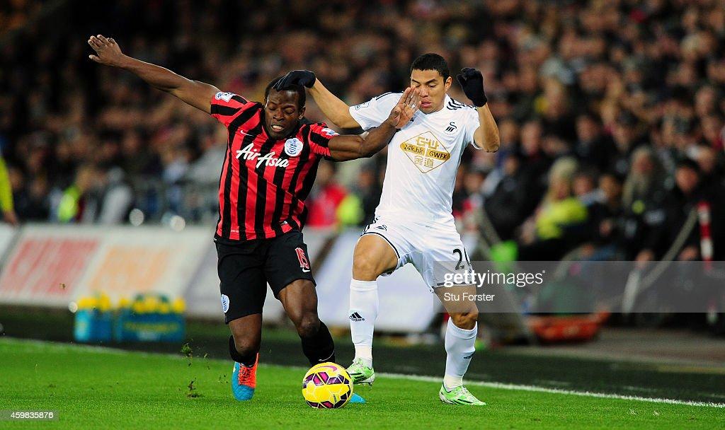 Swansea City v Queens Park Rangers - Premier League