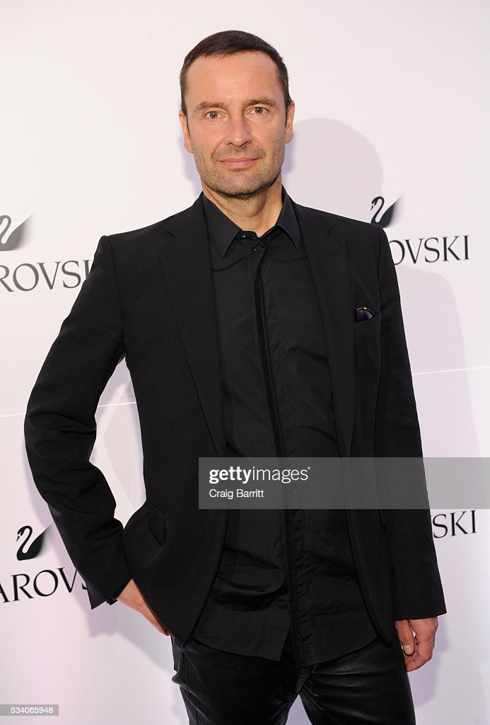 Swarovski CEO Robert Buchbauer attends Swarovski #bebrilliant at The Weather Room at the Top of the Rock on May 24, 2016 in New York City.