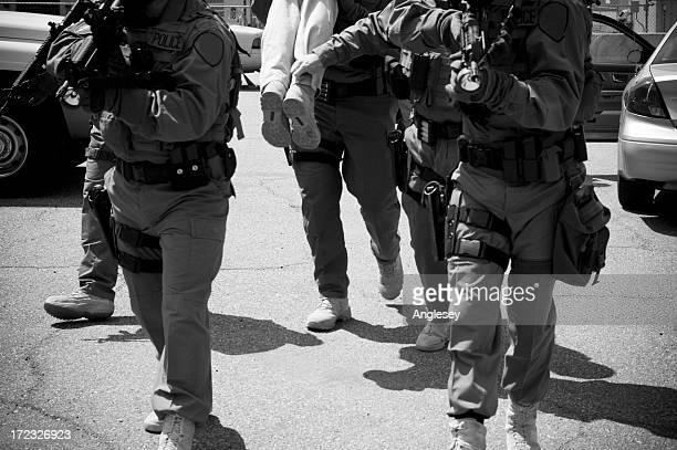 swat team sauvetage