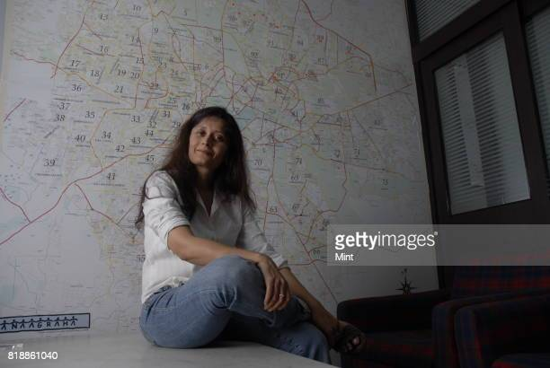 Swati Ramanatha CoFounder of Janaagraha a nonprofit organization photographed during an interview with Mint in Bangalore