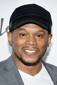Sway Calloway attends Logo's 'Trailblazer Honors' 2015 at the Cathedral of St John the Divine on June 25 2015 in New York City