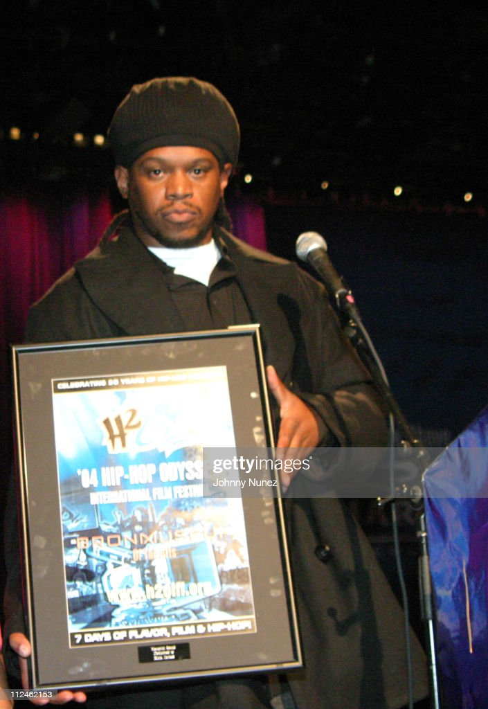 Sway during The 3rd Annual H2O Film Festival Odyssey Awards at Peter Jay Sharpe Theater in New York City, New York, United States.