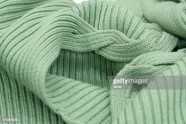 Pullover-Detailarbeit