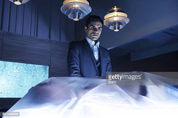 INCORPORATED 'Sweating the Assets' Episode 106 Pictured Sean Teale as Ben Larson