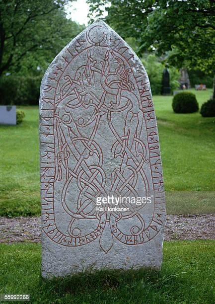 Sweden, runestone