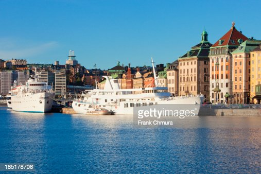Sweden, Stockholm - The Old Town. : Stock Photo