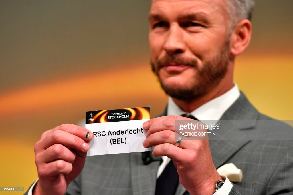 FBL-EUR-C3-DRAW : News Photo