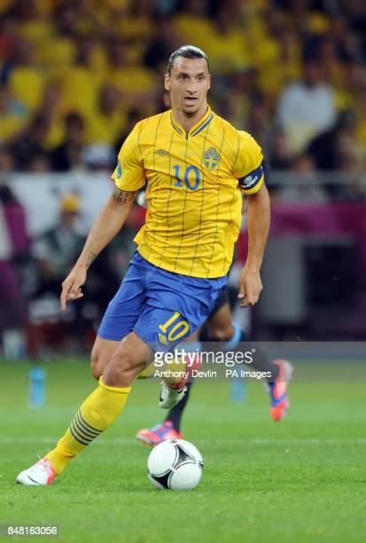 Sweden's Zlatan Ibrahimovic