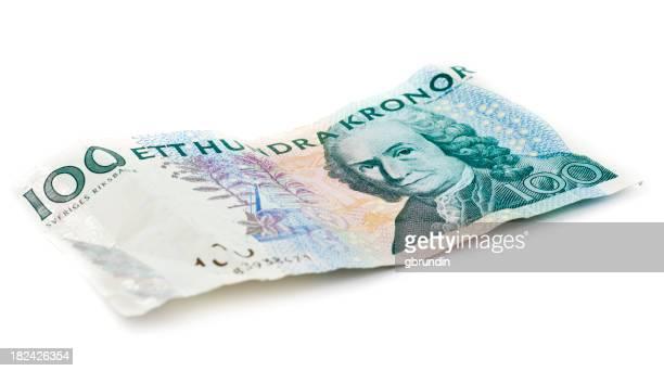 Swedish 100-kronor bill