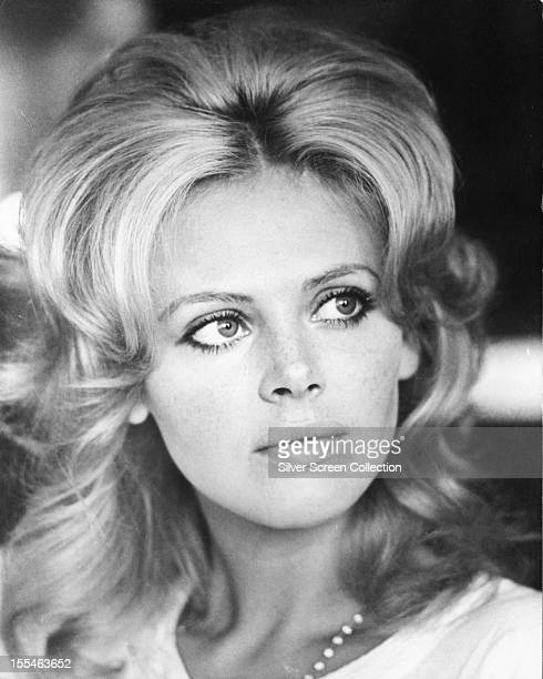 Britt Ekland Stock Photos And Pictures Getty Images