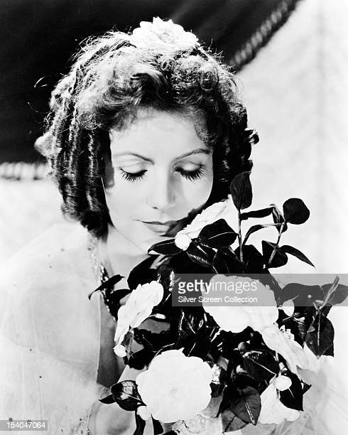 Swedish actress Greta Garbo as Marguerite Gautier in 'Camille' directed by George Cukor 1936