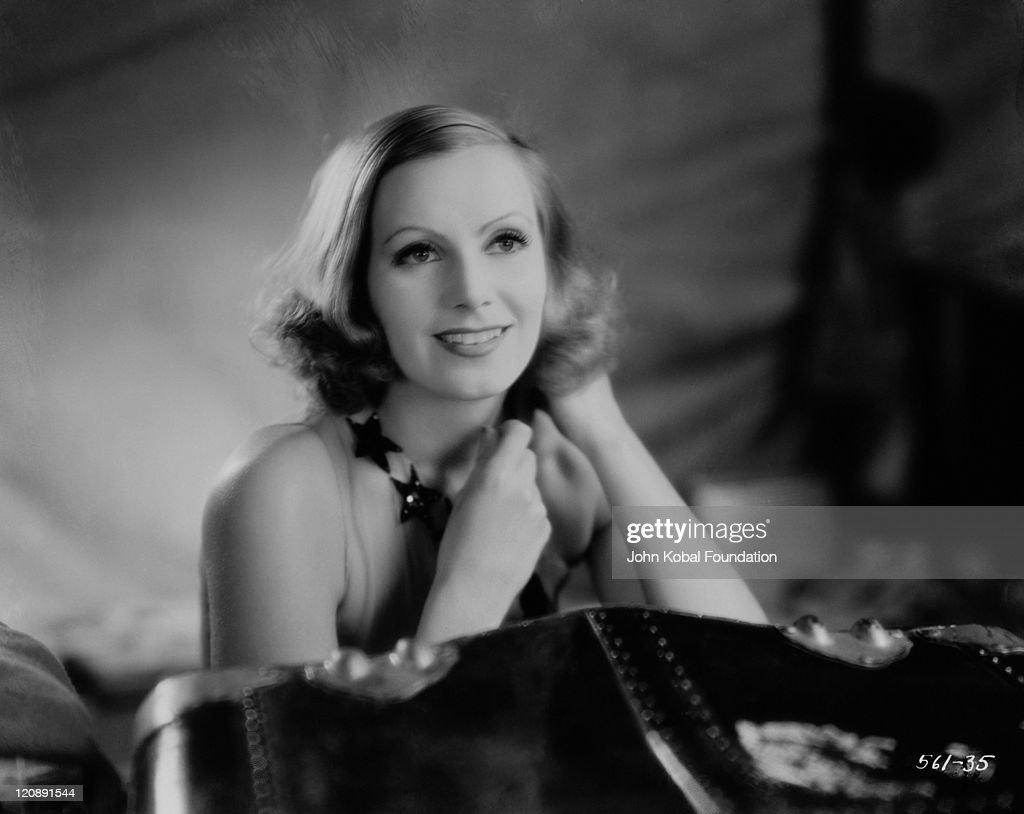 Swedish actress Greta Garbo as Susan Lenox in the film 'The Rise of Helga' 1931