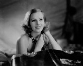 Swedish actress Greta Garbo as Susan Lenox in the film 'The Rise of Helga' 1931