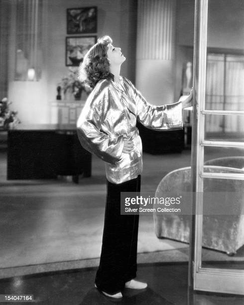 Swedish actress Greta Garbo in the title role of 'Susan Lenox Her Fall And Rise' directed by Robert Z Leonard 1931