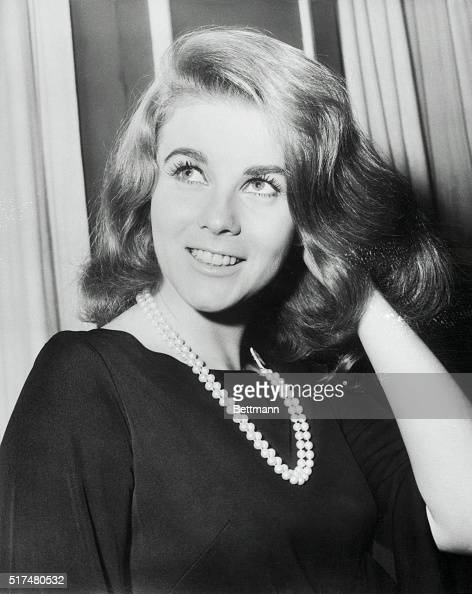 Swedish born movie star AnnMargret meets the press at London's Mayfair Hotel November 6th The 22 year old beauty is in London for the Royal Premier...