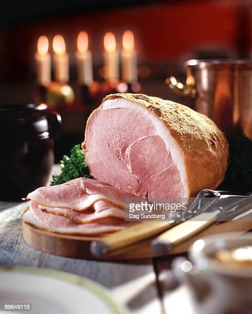 Swedish Christmas ham