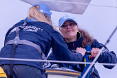 Crown Princess Victoria Of sweden Attends ProAm Race at...