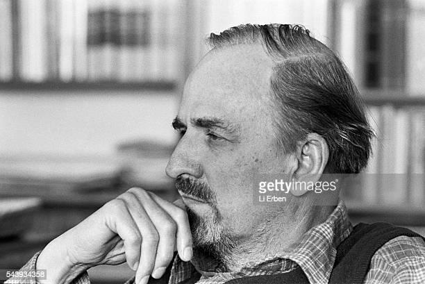 Swedish Director Ingmar Bergman