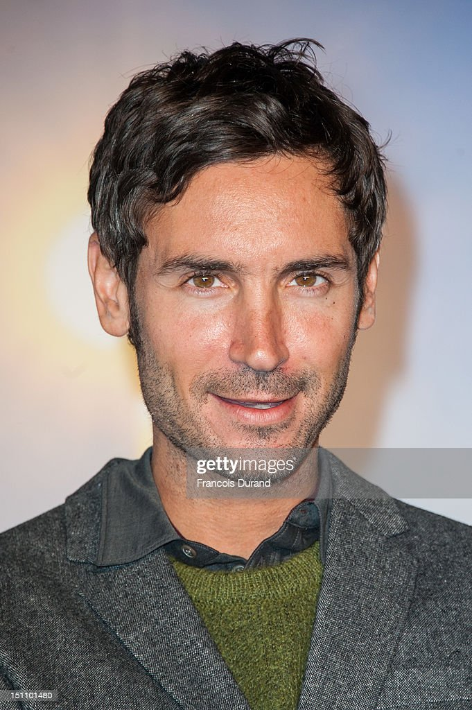Swedish director Malik Bendjelloul poses at the 'Sugar Man' Photocall during 38th Deauville American Film Festival on September 1, 2012 in Deauville, France.