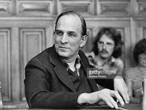 Swedish film director Ingmar Bergman circa 1970