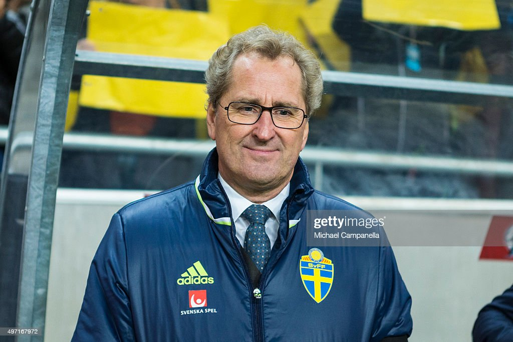 Sweden v Denmark - UEFA EURO 2016 Qualifier: Play-Off First Leg