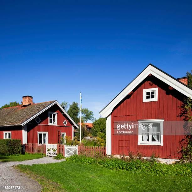 Alloggiamento svedese