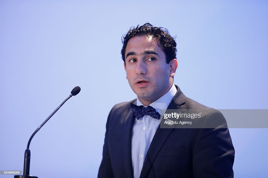 Swedish Minister for Public Administration Ardalan Shekarabi delivers a speech during the Midterm Review of the Istanbul Programme of Action at Titanic Hotel in Antalya, Turkey on May 27, 2016. The Midterm Review conference for the Istanbul Programme of Action for the Least Developed Countries takes place in Antalya, Turkey from 27-29 May 2016. The conference will undertake a comprehensive review of the implementation of the Istanbul Programme of Action by the least developed countries (LDCs) and their development partners and likewise reaffirm the global commitment to address the special needs of the LDCs.
