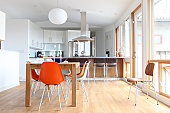 Swedish modern kitchen