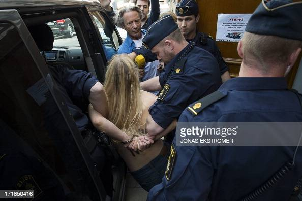 EPIC Egyptian police strip woman video starter book
