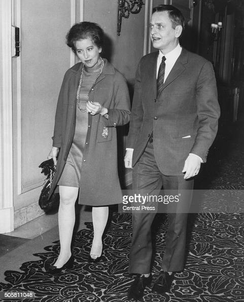 Swedish Prime Minister Olaf Palme and Judith Hart British Minister for Overseas Development arriving for talks with the British Prime Minister and...
