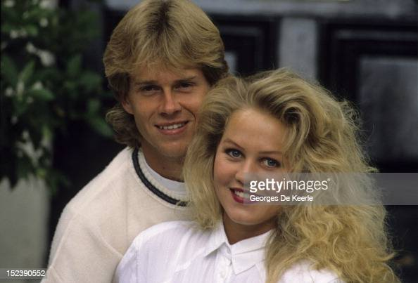 Stefan Edberg And Annette Olsen Pictures Getty Images
