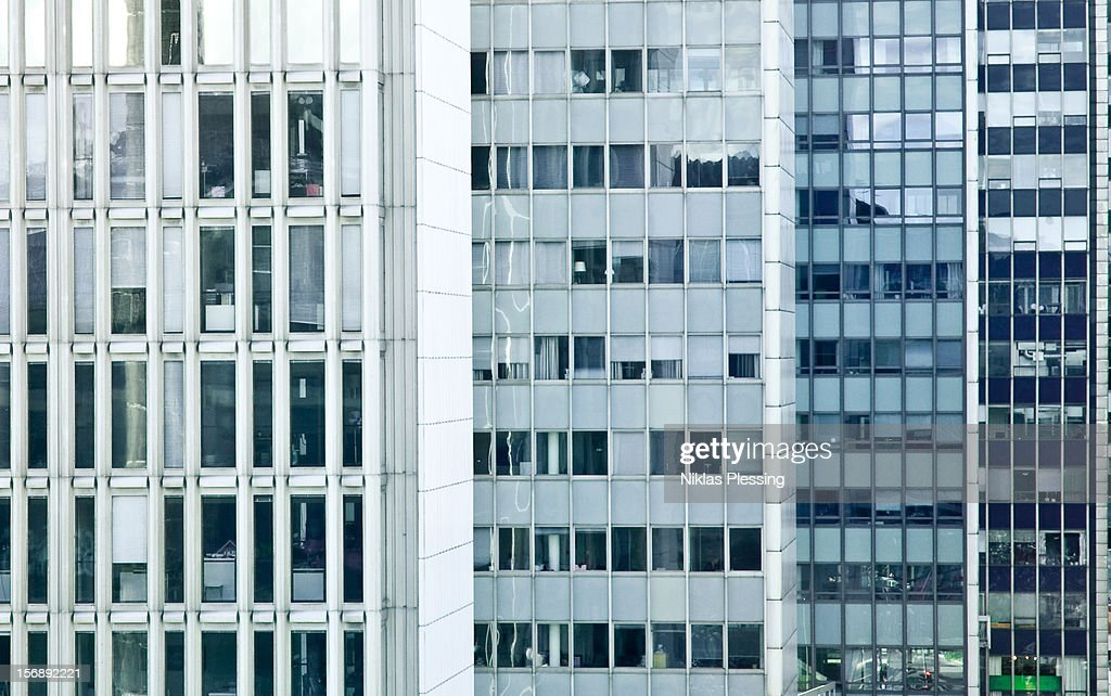 Sweeden skyscraper line : Stock Photo