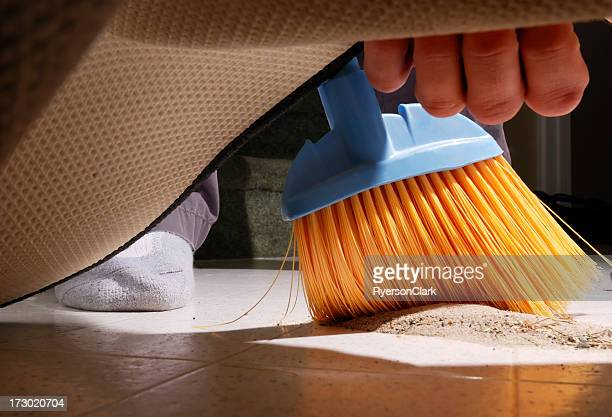 Sweeping Dirt Under the Carpet.