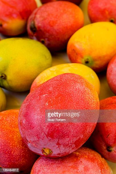 Sweet and colorful Mango