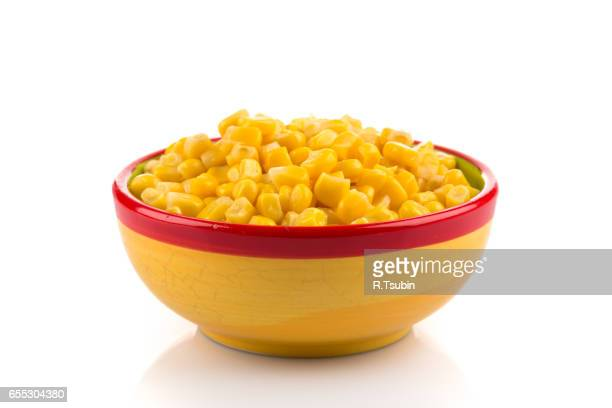 sweet canned corn
