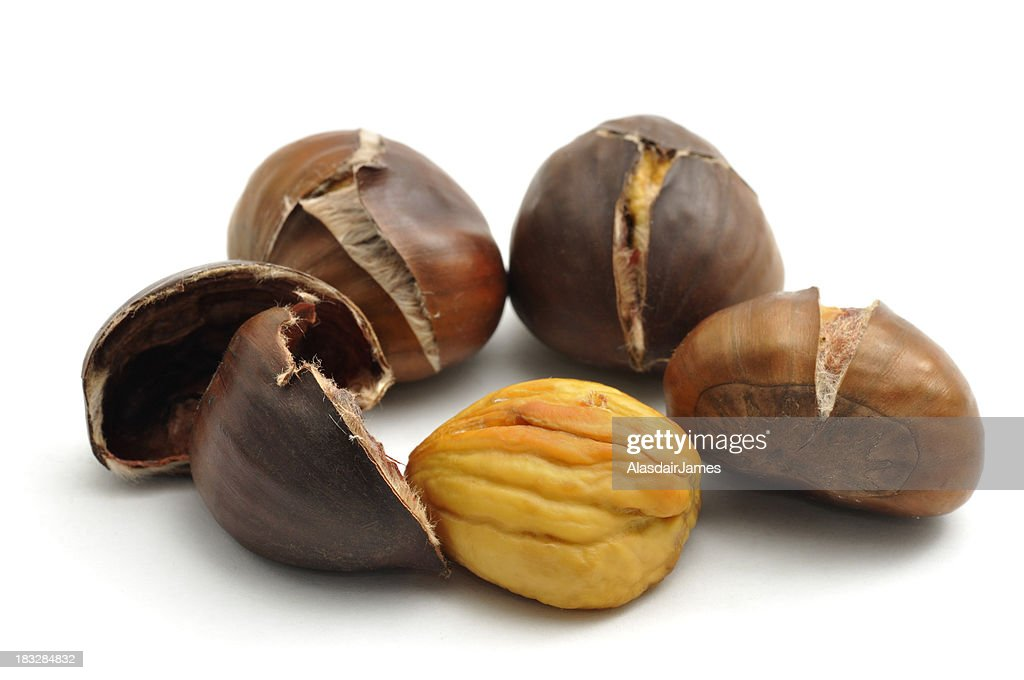 Sweet Chestnuts Roasted