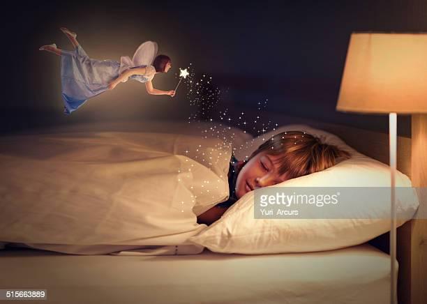 Sweet dreams, Kleinen einzukleiden!