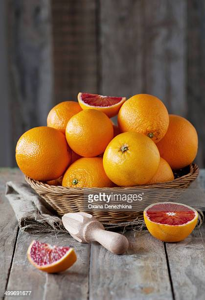 Sweet fresh oranges