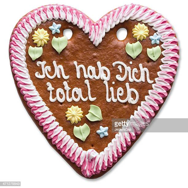 Sweet Heart (with clipping path)