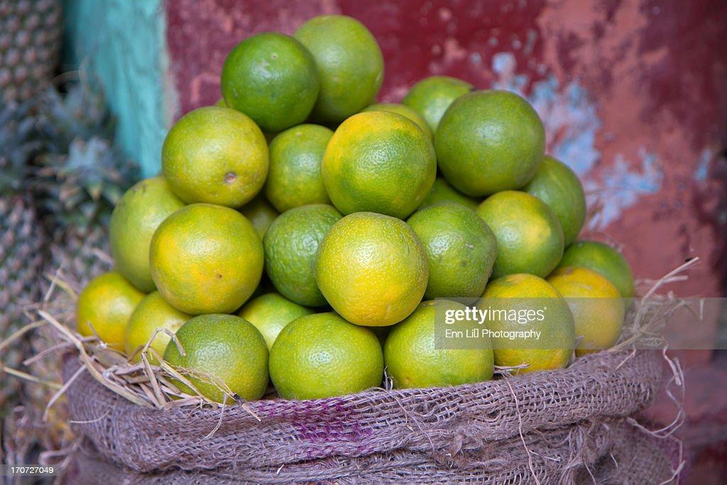 Sweet limes : Stock Photo