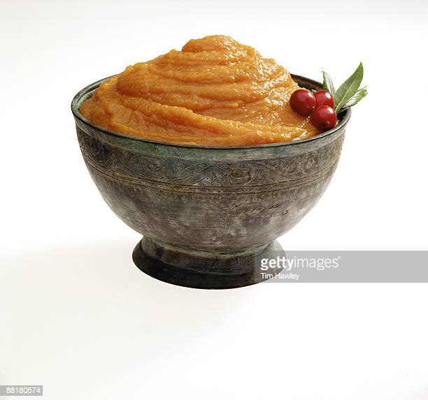 Yam stock photos and pictures getty images for What is sweet potato puree