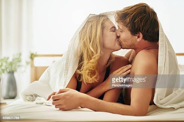 Sweet, sensual kisses