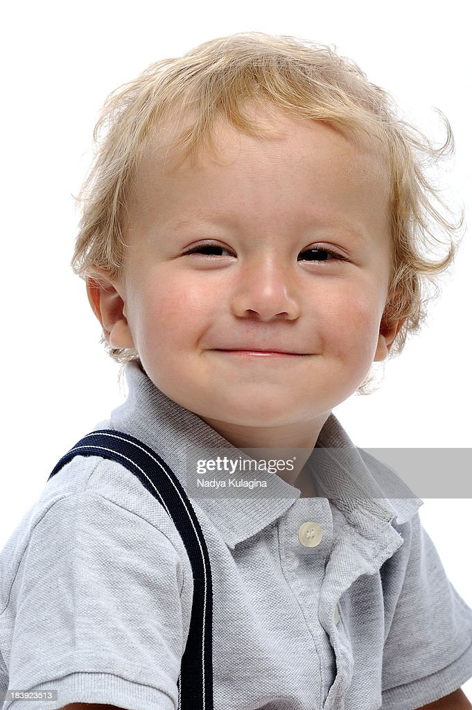 Sweet smile for mom : Stock Photo